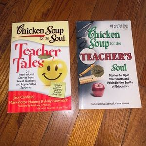 Chicken Soup For The soul :Teachers